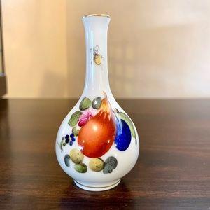 Herend Hand Painted Miniature Vase #761